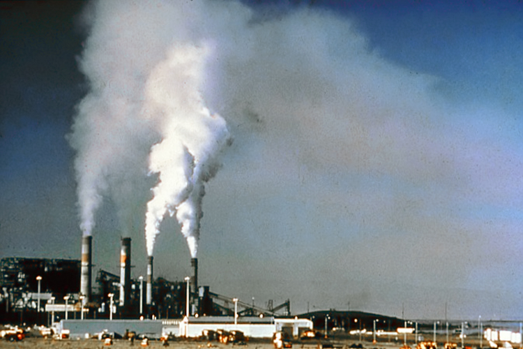 Sulphur Dioxide Pollution in New Mexico