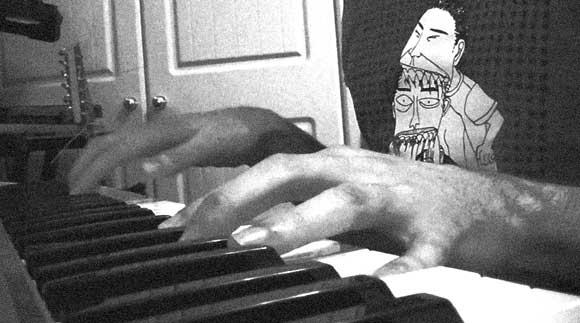 Debut EP - Keyboard